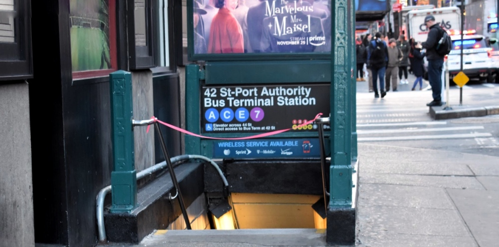 port authority closed